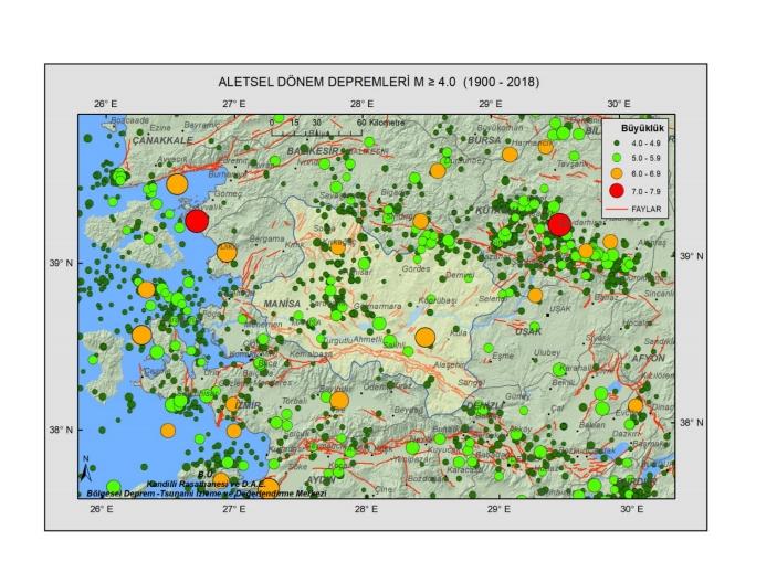 28 Ocak 2020 Manisa Depremi