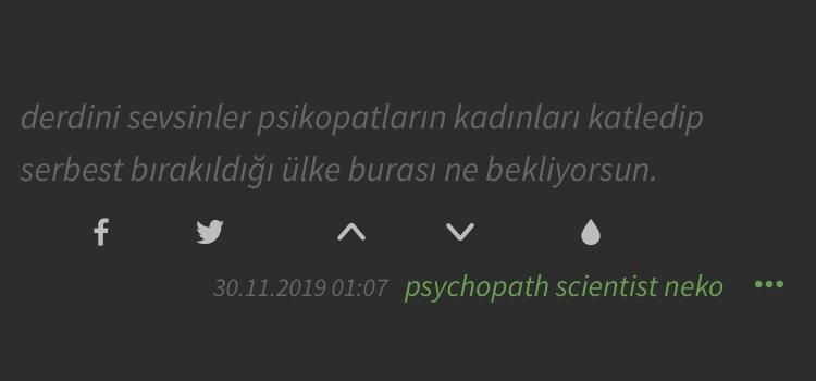 psychopath scientist neko