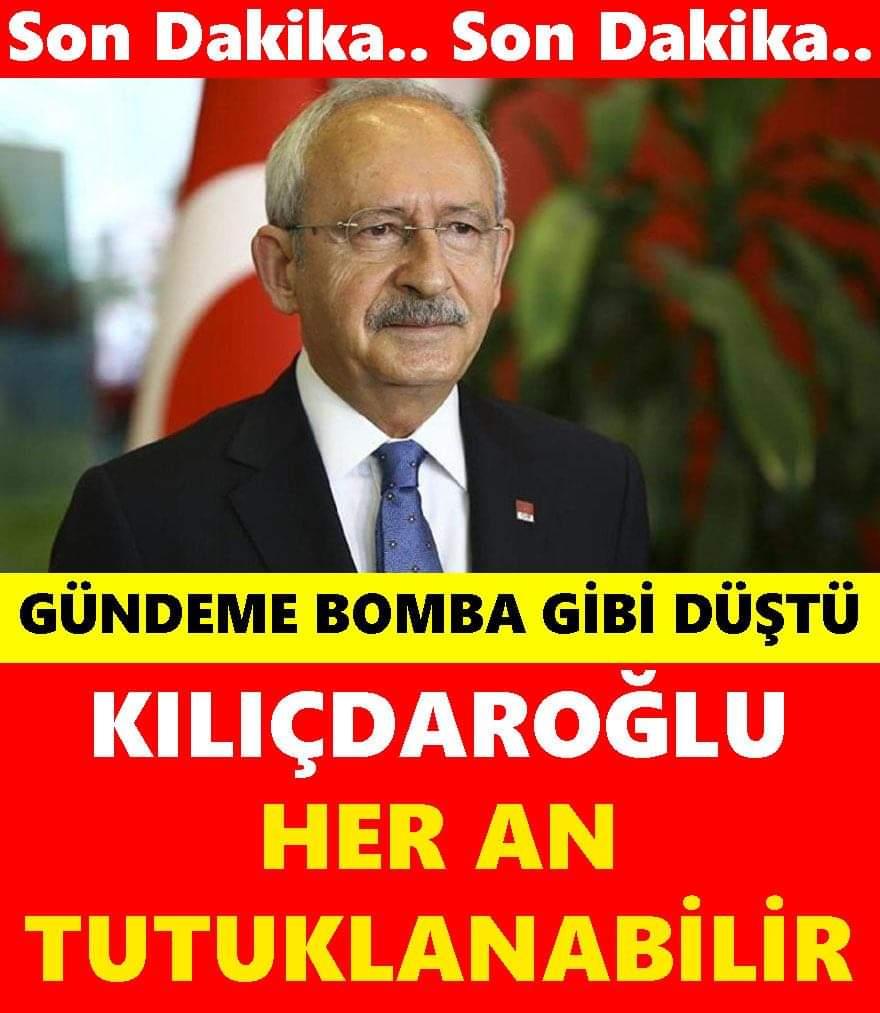 Kılıçdaroğlu tutuklanabilir