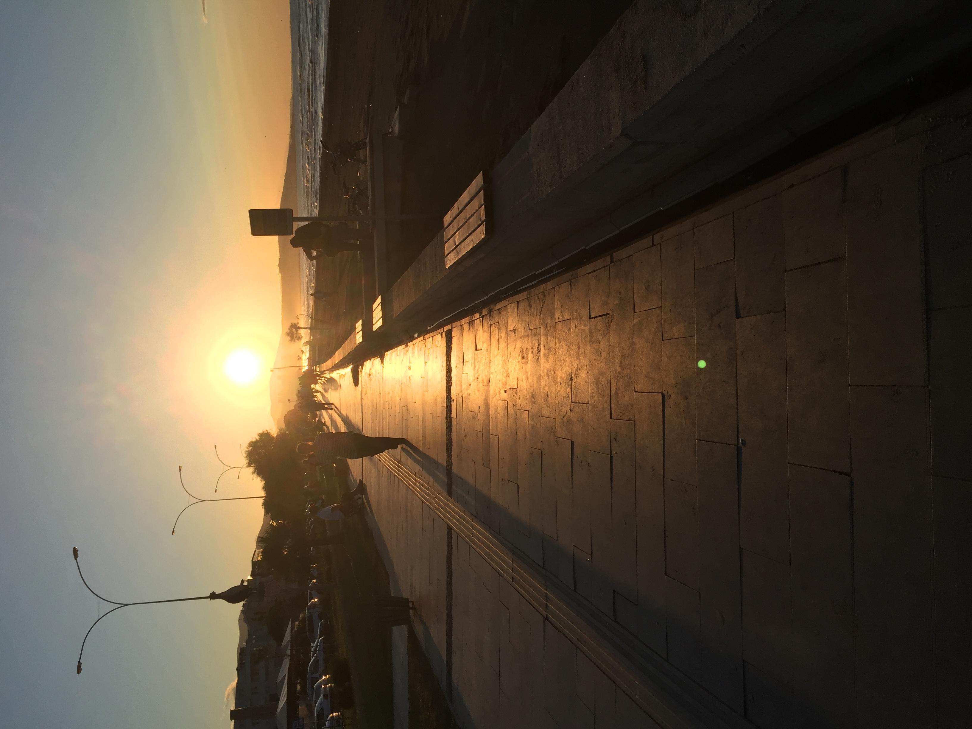 günbatımı resmi