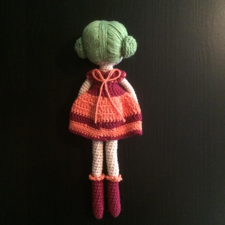 Amigurumi Prenses Yapımı   Bonecas de crochê, Bonecas de croche ...   2448x2448