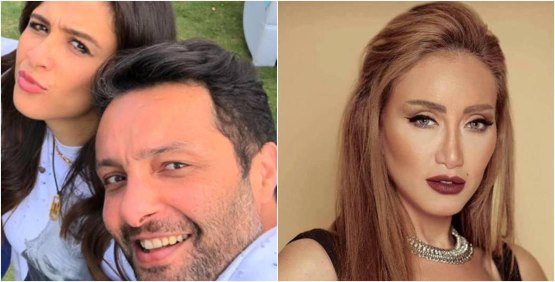 ريهام سعيد توجه اتهامات لشقيق ياسمين عبد العزيز وتقاضيه
