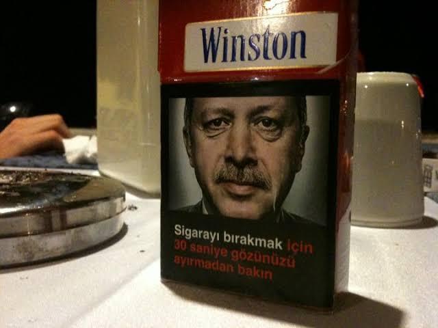 yeni sigara paketi