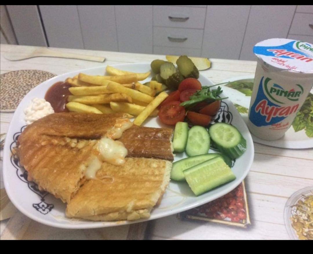 öğrenci kahvaltısı