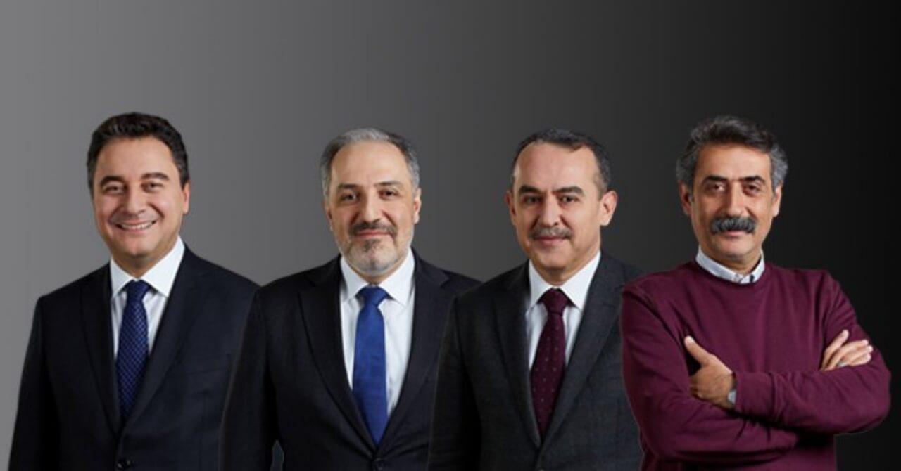 Ali Babacan'ın Deva Partisinin Kurucuları Belli Oldu
