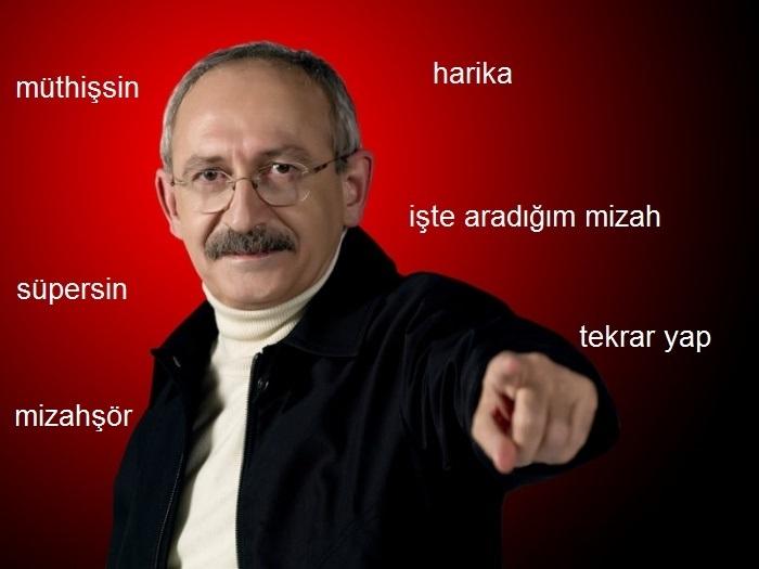 kemal kılıçdaroğlu'nun akıllara zarar esprisi