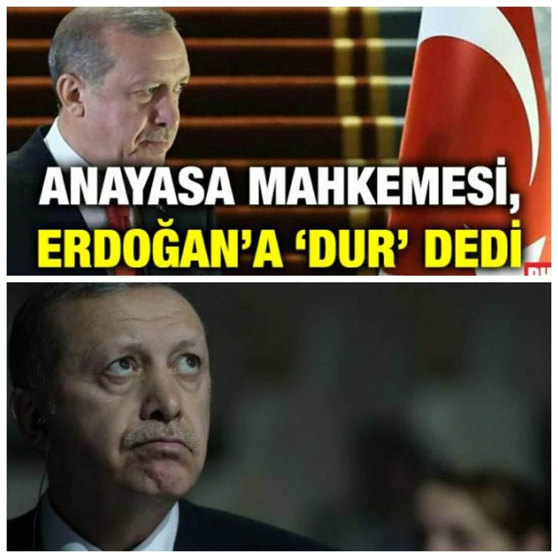 AYM Erdoğan
