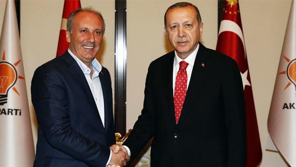 Muharrem İnce - Tayyip Erdoğan Görüsmesi 1